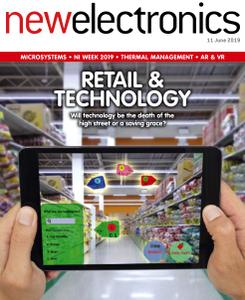 New Electronics - 11 June 2019