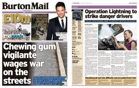 Burton Mail – September 08, 2020