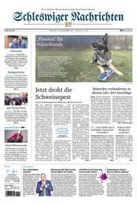 Schleswiger Nachrichten - 18. Dezember 2017