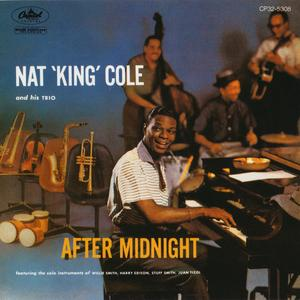 Nat King Cole - After Midnight (1956) {Capitol Japan Black Triangle, CP32-5308, Early Press}
