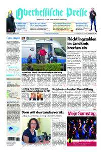 Oberhessische Presse Marburg/Ostkreis - 05. Oktober 2017