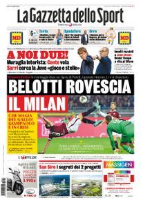 La Gazzetta dello Sport Roma – 27 settembre 2019