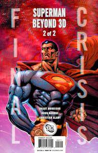 Final Crisis - Superman Beyond 02 (of 02) (2009) (both covers)
