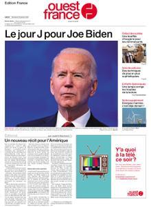 Ouest-France Édition France – 20 janvier 2021