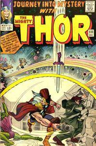 Thor 1964-12 Journey Into Mystery 111