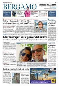 Corriere della Sera Bergamo – 20 gennaio 2021