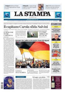 La Stampa Torino Provincia e Canavese - 27 Giugno 2019
