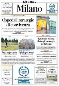 la Repubblica Milano - 28 Aprile 2020