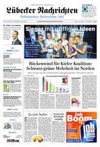 Lübecker Nachrichten Ostholstein Süd - 21. April 2018