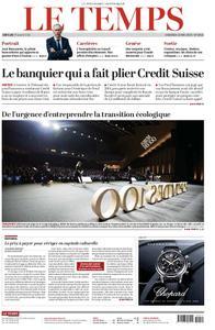 Le Temps - 10 mai 2019