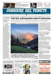 Corriere del Veneto Vicenza e Bassano – 26 ottobre 2018