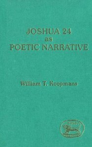 Joshua 24 (Journal for the Study of the Old Testament)