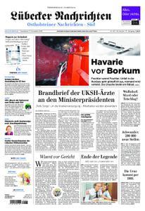 Lübecker Nachrichten Ostholstein Süd - 17. November 2018