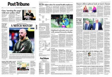 Post-Tribune – January 09, 2018