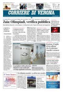 Corriere di Verona - 31 Marzo 2018