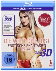The World of Lust Erotic Fantasies (2011) [Volume 3]