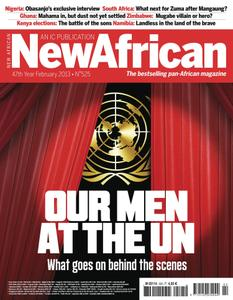 New African - February 2013