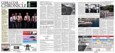 Gibraltar Chronicle – 20 July 2018