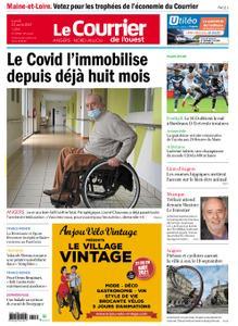 Le Courrier de l'Ouest Angers – 23 août 2021