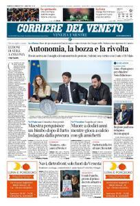 Corriere del Veneto Venezia e Mestre – 15 febbraio 2019