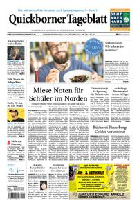 Quickborner Tageblatt - 19. Oktober 2019