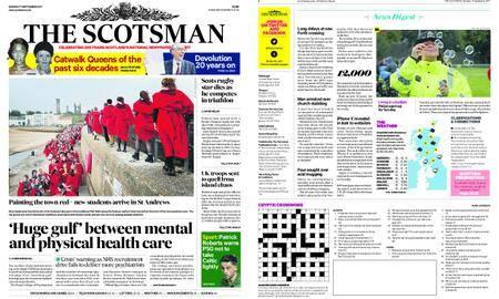 The Scotsman – September 11, 2017
