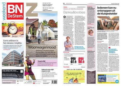 BN DeStem - Bergen op Zoom – 27 oktober 2018