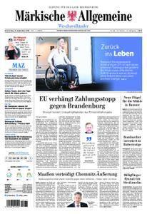 Märkische Allgemeine Westhavelländer - 13. September 2018