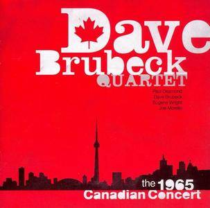 Dave Brubeck Quartet - The 1965 Canadian Concert (2008)