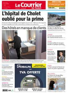 Le Courrier de l'Ouest Cholet – 20 mai 2020