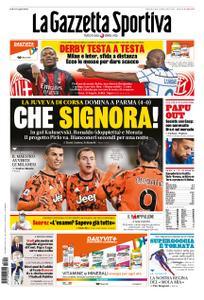 La Gazzetta dello Sport Roma – 20 dicembre 2020