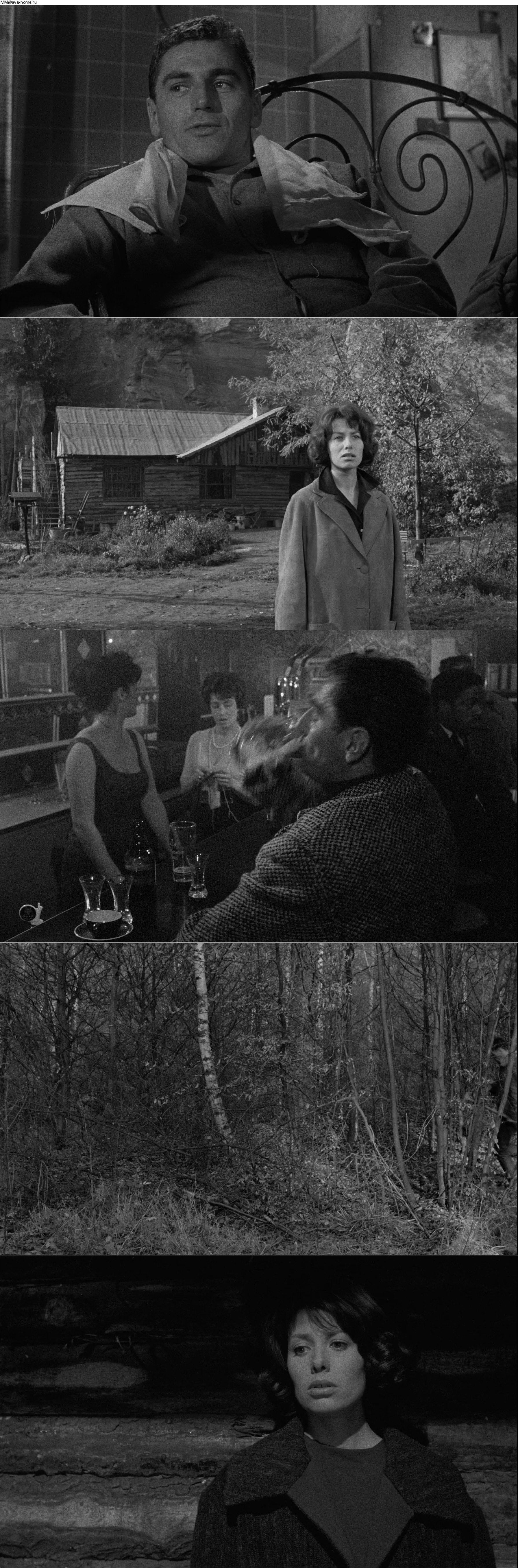 Black Gravel (1961) Schwarzer Kies [Uncensored Premiere cut]