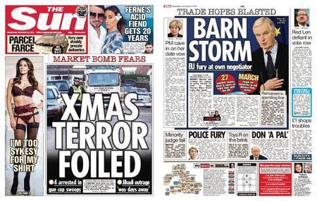 The Sun UK – 20 December 2017