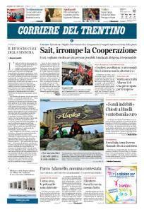 Corriere del Trentino - 8 Ottobre 2017