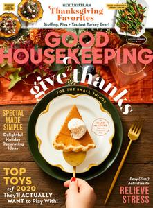 Good Housekeeping USA - November 2020