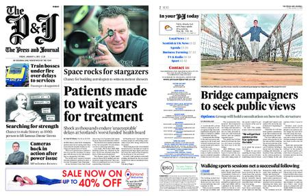The Press and Journal Moray – January 04, 2019
