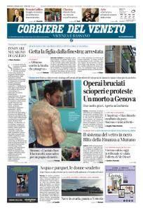 Corriere del Veneto Vicenza e Bassano - 15 Maggio 2018