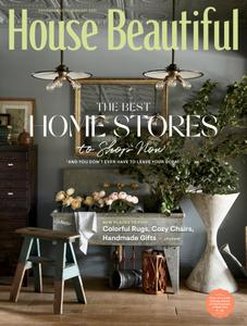 House Beautiful USA - December 2020