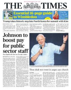 The Times - 1 July 2019