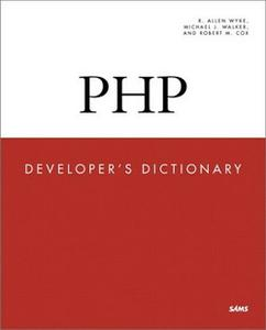PHP Developer's Dictionary