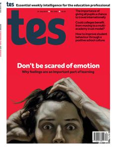 Times Educational Supplement - July 25, 2019