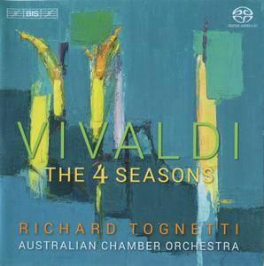 Richard Tognetti, Australian Chamber Orchestra - Vivaldi: The 4 Seasons (2014) {SACD, Audio CD Layer}