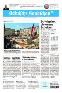 Kölnische Rundschau Wipperfürth/Lindlar – 11. September 2019