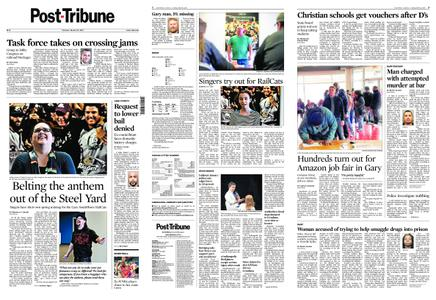 Post-Tribune – March 12, 2019