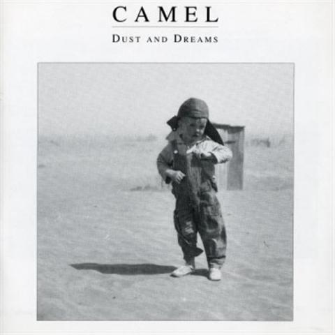 Camel - Dust and Dreams (1991)