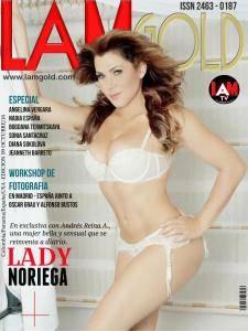 LAM Gold N.9 - Octubre 2016 (Spanish Edition)