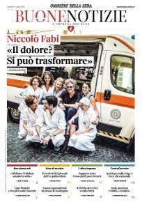 Corriere della Sera Buone Notizie - 24 Luglio 2018