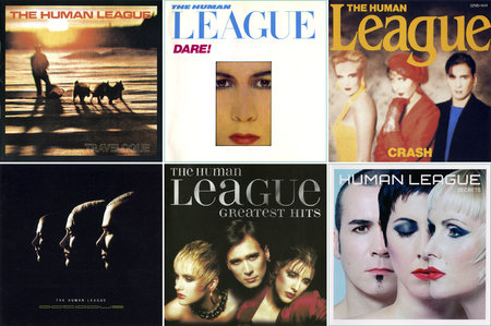 The Human League - Albums Collection 1980-2001 (13CD) [Re-Up + 5 CD]