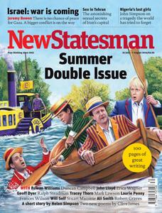New Statesman - 25 July - 7 August 2014