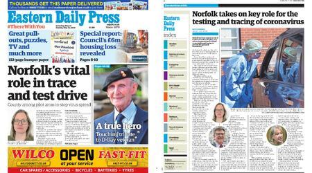 Eastern Daily Press – May 23, 2020